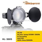 video light LED 30W bi- color