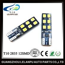 car led lamp T10 2835 12smd led t10 canbus