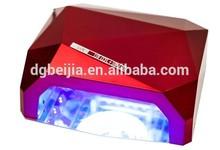 high quality professional 18w uv led nail lamp BJCL0020