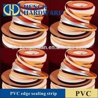 ABS/PVC Edge Banding, PVC Edging Strip, Furniture Edge Banding PVC