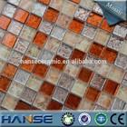 HT225 Asian outdoor broken glass mosaic bistro set table