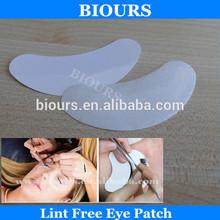 lint free gel pad eyelash extension applicators for sensitive skin