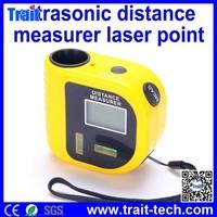 High Quality 60 Feet 0.5-18m Mini Ultrasonic Infrared Mini Laser Distance Meter