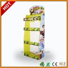 paperboard pos standing display ,paperboard pop promotional display ,paperboard pop material