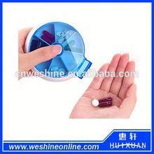Good design Round pill box