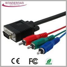 cable vga rca vga to rca cable