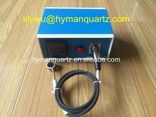 best sale Quartz/Glass/Titanium Enail black kelvar coil heater with 5pin XLR Plug