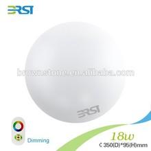 2015 Hot sale 15w 18w led light ceiling CE Rohs listed
