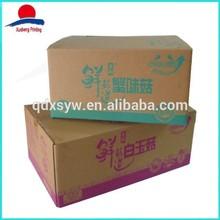Ecofriendly High Quality 5 Layer Corrugated Box
