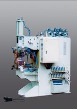 Three-phase secondary rectification fuel tank seam welding machine