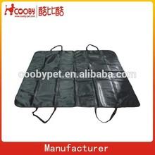 black waterproof car seat covers for pet