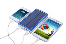 New model 20000mAh portable Solar charger for mobile phone,smart phone/tablet pc etc