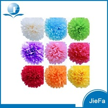 Party And Wedding Decoration High Quality Tissue Paper Pompoms
