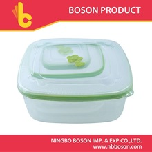 3pcs plastic container with lid,plastic container manufacturer,container lock