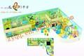 Equipo área de juegos niños interior publicidad columpio y tobogán