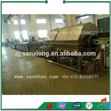 Sanshon Fruit, Vegetable, Carrot Processing Line
