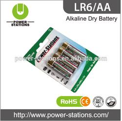 aa lr6 am3 alkaline battery