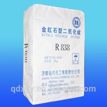 Titanium dioxide rutile- R838