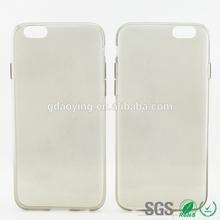 "Ultra Slim Transparent Soft TPU Case Cover For iphone 6 4.7"""