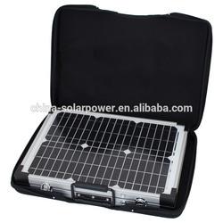 Customer Designed 100 Watt Folding Solar Panel