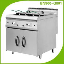 Industrial Stainless steel gas chicken frying machine / chicken fryer BN-G801