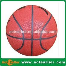 size 7 pu leather basketball balls