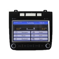 7 Inches 3G Wifi Supported Car GPS Navigation for VW Touareg