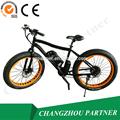 Li ion bateria escondida esqui bicicleta elétrica 500 w 48 v gordura elétrico bicicleta