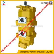 Factory~Original crane LW250L-1 hydraulic pump :705-55-23020