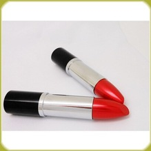 High Quality Metal Lipstick USB Stick