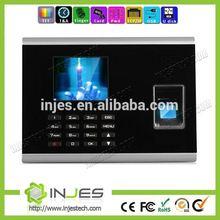 High quality Ethernet Network USB biometric attendance time sheet calculator