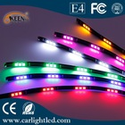 60cm Led Strip Light For Cars, 12v Flexible Strip 5050 RGB, Auto Strip Coral Led