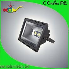 Hot sale 90 degree Beam angle 50w, IP65, 90lm/w, Meanwell Driver AC85-265V, CE ROHS certified LED Flood Light