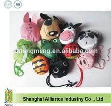 Promotional Nylon Animal Shaped Foldable bag(CFA-0108)