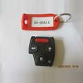 de silicona cáscara llave del coche de la cubierta