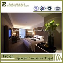 2014 hot sale five stars hotel bedroom sets furniture