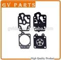 de alta calidad auto 139f gx35 carburador kit de reparación para komatsu