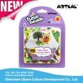 Moda criativa AE104 contas artkal fusíveis kits para crianças presentes de natal