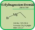 Grignard reactivos - CAS No.925 - 90 - 6 Ethylmagnesium bromuro de 2 M en THF
