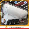 3 axle aluminium tanker semi trailer truck tank trailers