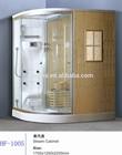 luxury steam wood shower room,sauna shower cabin