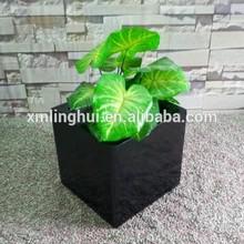 2014 Popular Cheapest China factory Hot selling garden artificial flower pot