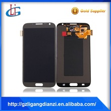 2014 New arrival Replacement LCD for samsung galaxy note II 2 N7100 display lcd touch screen