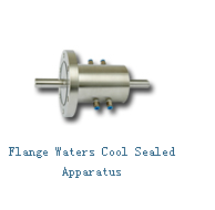 Flange Waters Cool Sealed Apparatus