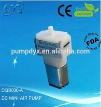 DC3V/6V inflating pump for rubber ball