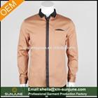 long sleeve silk shirt for men