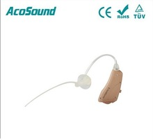 AcoMate Star Self- Programmable hearing aid with behind the ear hearing aids