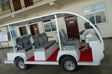 electric sightseeing car!! high reliability, defrosting and heating device