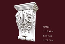 Fashion PU Exotic carved corbels