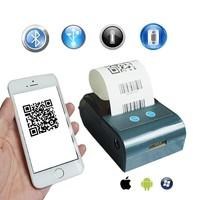 ios android good quality mini handheld portable mobile bluetooth printer